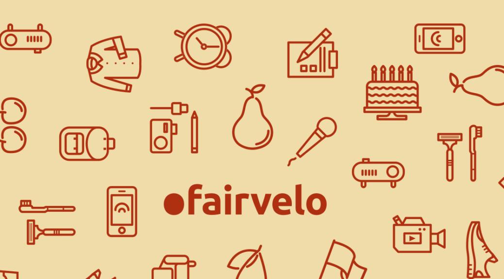 fairvelo.org Vortrag Coworking Space